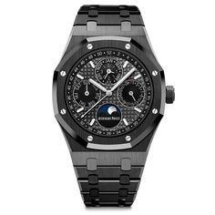 Why Audemars Piguet Spent 600 Hours in R&D for the new Case of the Royal Oak Perpetual Calendar Black Ceramic