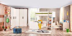 Klasik ranza düzeni dışında ki modül yapısı ile JOY IN odanızda kullanışlı alanlar yaratmanızı sağlar.