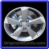 Audi A3 2013 Wheels & Rims Hollander #58905 #Audi #A3 #AudiA3 #2013 #Wheels #Rims #Stock #Factory #Original #OEM #OE #Steel #Alloy #Used