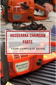 How to troubleshoot and tune up a stihl chainsaw playlist how to husqvarna chainsaw partsspares and replacements you need fandeluxe Images