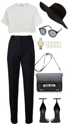 Super Winter Brunch Outfit Classy Black Ideas Source by outfits classy Mode Outfits, Fall Outfits, Summer Outfits, Casual Outfits, Fashion Outfits, Womens Fashion, Fashion Trends, Fashion Ideas, Party Outfits