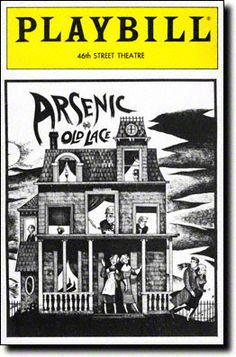 Arsenic and Old Lace (Broadway) posters for sale online. Buy Arsenic and Old Lace (Broadway) movie posters from Movie Poster Shop. We're your movie poster source for new releases and vintage movie posters. Old Movies, Vintage Movies, Great Movies, Vintage Ads, Katharine Hepburn, Lauren Bacall, Rita Hayworth, Broadway Posters, Theatre Posters