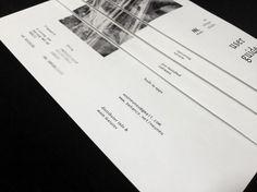 連續摺頁式的履歷設計   MyDesy 淘靈感