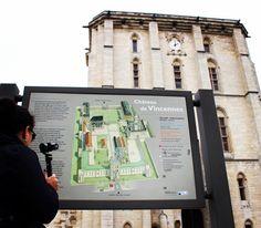 Château de Vincennes Paris França. #paris #frança #france #europe #europa #tourist #tourism #vacation #ferias #viagem #trip #travel #youtube #youtubechannel #patriciaviaja #city #chateaudevincennes #castleofvincennes #vincennes #king #roi #castelo
