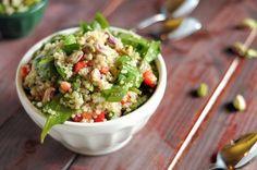 Sesame Pistachio Quinoa Salad | Tasty Kitchen: A Happy Recipe Community!