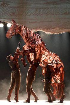 War Horse - National Theatre London