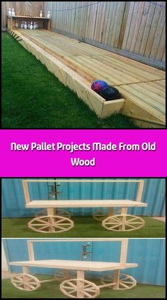 Here come the new pallet projects made from old wood which are amazingly adorable. These new pallet projects aimto boost the elegance of your home. Pallet Wall Decor, Pallet Bench, Wood Pallet Furniture, Sofa Furniture, Wood Pallets, Furniture Ideas, Trendy Furniture, Garden Spaces, Old Wood