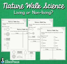 Captivating Science: Nature Walks — The Science Penguin