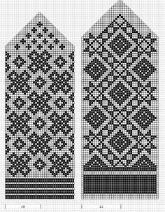 Mustrilaegas: A Kudumine / Knitting Knitted Mittens Pattern, Crochet Mittens, Fingerless Mittens, Knitted Gloves, Knitting Charts, Knitting Stitches, Hand Knitting, Knitting Patterns, Knit Stranded