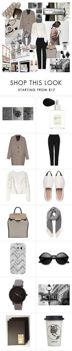 W.5 (Adaora) by mariettamyan on Polyvore featuring мода, Alice + Olivia, Joseph, Miu Miu, Alexander Wang, Nixon, Isabel Marant, Casetify, Maison Louis Marie and Star Mela