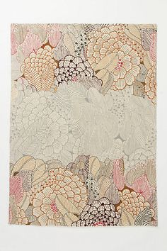 gorgeous rug from @Anthropologie