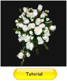 Learn how to make wedding bouquets, corsages and boutonnieres, centerpieces and church decorations! Buy wholesale flowers and professional florist supplies.