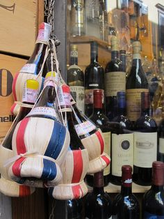 Wine Shop in Florence, Italy