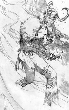 Loki by Olivier Coipel *