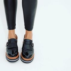 Feel the Oxford style! Leather shoes by Feel the love!