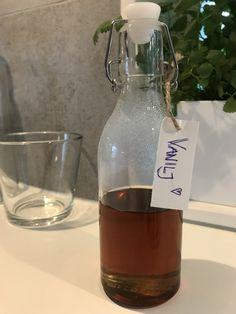 Vanilj syrup/ vanilj essens – Småstadsliv