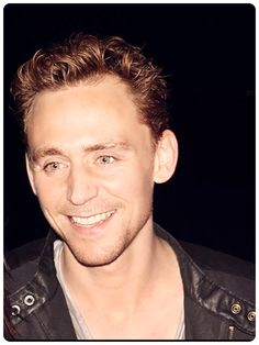 Tom Hiddelston.. I am sure there is a lot of Mrs 's out there that wish they were married to Tom.. I would just like to meet him