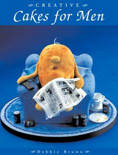 Cakes for Men Couch Potato!!