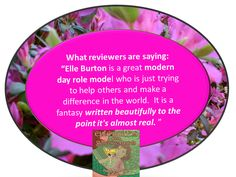 """What reviewers are saying about """"Elle Burton and the Reflective Portals"""" Now avail on #audio http://adbl.co/1ysdBo6"""