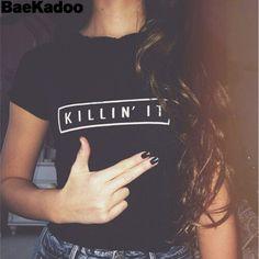killin' it like always