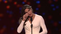 Caitlyn Jenner Full Speech - 2015 ESPYs Awards - Arthur Ashe Courage Awa...