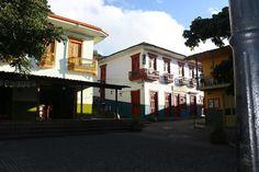 Balcones Republicanos en Jericó Antioquia Colombia