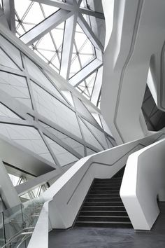 "ookirako:  "" ID & Architecture / Zaha Hadid on We Heart It.  """