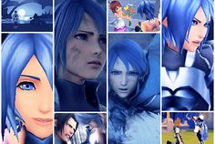 Kingdom Hearts, Aqua. She's such a powerful and motivated character- I love her!