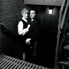 """LOVE this shot. Bobby and April from Stephen Sondheim's """"Company."""""""