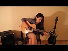 Evgenya Goncharova: The Hunt - Tommy Emmanuel   Song 8 - Russian cover Tommy Emmanuel [Rus_Tommy_Cover] Русские каверы легендарного и великолепного акустического гитариста Tommy Emmanuel. Russians covers the legendary and magnificent acoustic guitarist Tommy Emmanuel. Cover by Evgenya Goncharova - The Hunt Russian cover Tommy Emmanuel [Rus_Tommy_Cover] - The Hunt Evgenya Goncharova