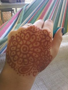 This is a henna i have drawn