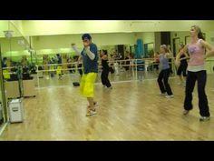 Stand By Me - Prince Royce - Bachata Fitness w/ Bradley