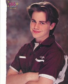 Rider Strong from Boy Meets World :) I had this picture up in my room!