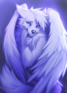 Fur Affinity is the internet's largest online gallery for furry, anthro, dragon, brony art work and more! Furry Wolf, Anime Furry, Anime Wolf, Furry Art, Fantasy Creatures, Mythical Creatures, Fantasy Wolf, Wolves, Animaux