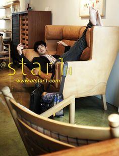 Kim Soo Hyun – @Stacy Stone Stone Stone Wilkins Magazine