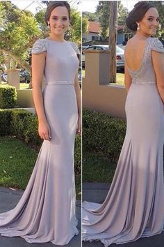 Prom Dresses,Prom Gowns,Evening Dresses, Party Dresses,Cheap Prom Dresses on Line,Open Back Prom Dresses,Mermaid Evening Dresses,Cap Sleeves Formal Dress,Prom Dress with Sweep Train,SIM626