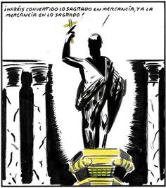 Viñeta: El Roto - 21 MAY 2014 | Opinión | EL PAÍS