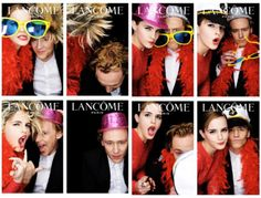 I love that this happened. Emma Watson AND Tom Hiddleston? Goofing off? Perfection.