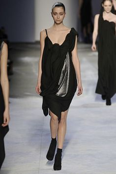 Chalayan Fall 2008 Ready-to-Wear Collection - Vogue