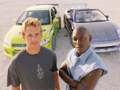 2 Fast 2 Furious Roman Pierce (Tyrese Gibson), and Brian O'Conner (Paul Walker) team up to investigate the illegal operations behind car racing.