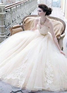 Prenses Gelinlik Modelleri /29 - Moda - Mahmure Foto Galeri