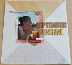 I took part in a Youtube Hop and the challenge was to create a layout in just 15 minutes - ok it took me 18 minutes - but I'm super happy how it turned out but while I was doing it it was stressful!