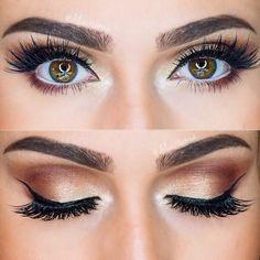 Artist of Makeup #dolcevitamua #makeuplooks #biglashes - bellashoot.com