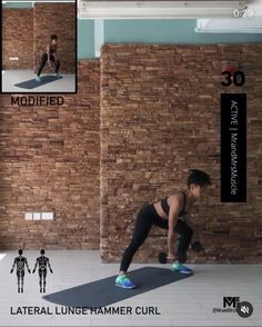 Fitness Workouts, Full Body Hiit Workout, Gym Workout Videos, Fitness Workout For Women, Dumbbell Workout, Yoga Fitness, Fitness Tips, Muscle Fitness, Twitter