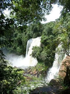 Brazil Wonders Cachoeira do Curuá - Pará (by mafueuvou)