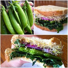 vegan snack attack - i'm hungry just looking at this!!!