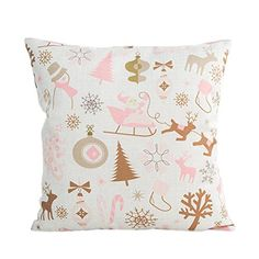 Sumen Xmas Kids Girls Princess Room Sofa Home Decoration Festival Animal Pillowcase A >>> Learn more by visiting the image link. (This is an affiliate link)