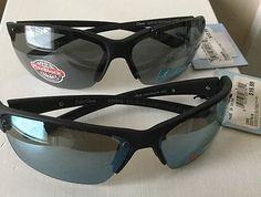 Foster Grant Black Ironman Finish Line Sunglasses 100% UVA/UVB And Foster Grants