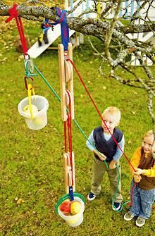 Pulley! site with natural, fair trade, and USA made items for children.