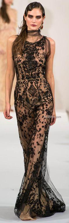 Oscar de la Renta Fall Winter 2013 New York Fashion Week #couture #oscardelarenta #oscar #renta #fashion #luxe #luxury #delarenta #RTW
